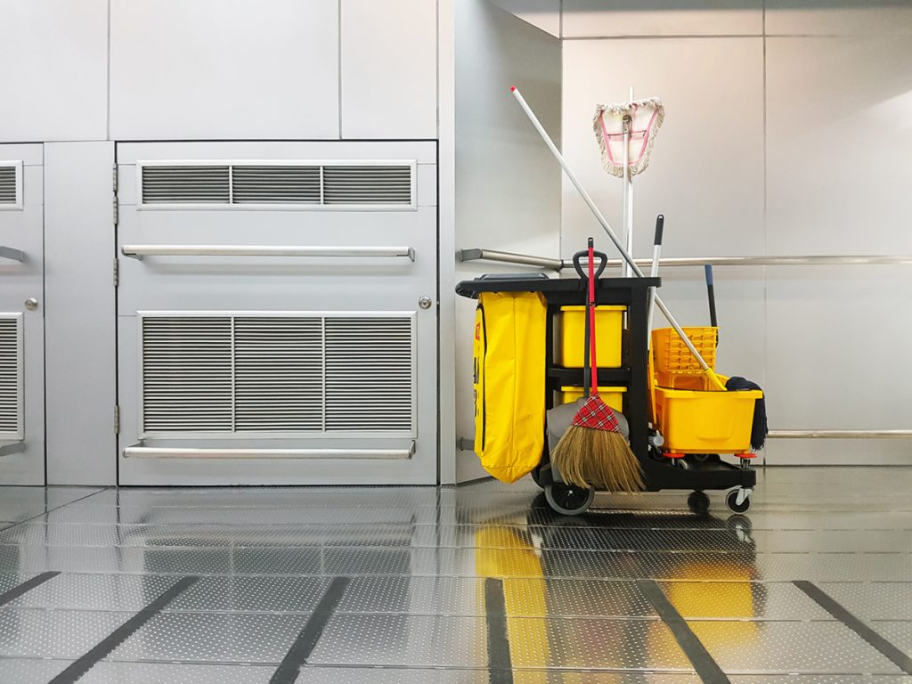 Commercial Cleaning Services in Brighton and Hove.