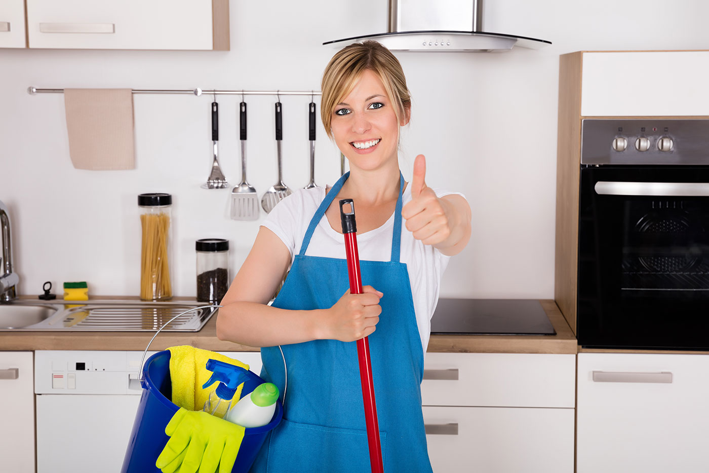 Hiring a cleaning company will your life happier!