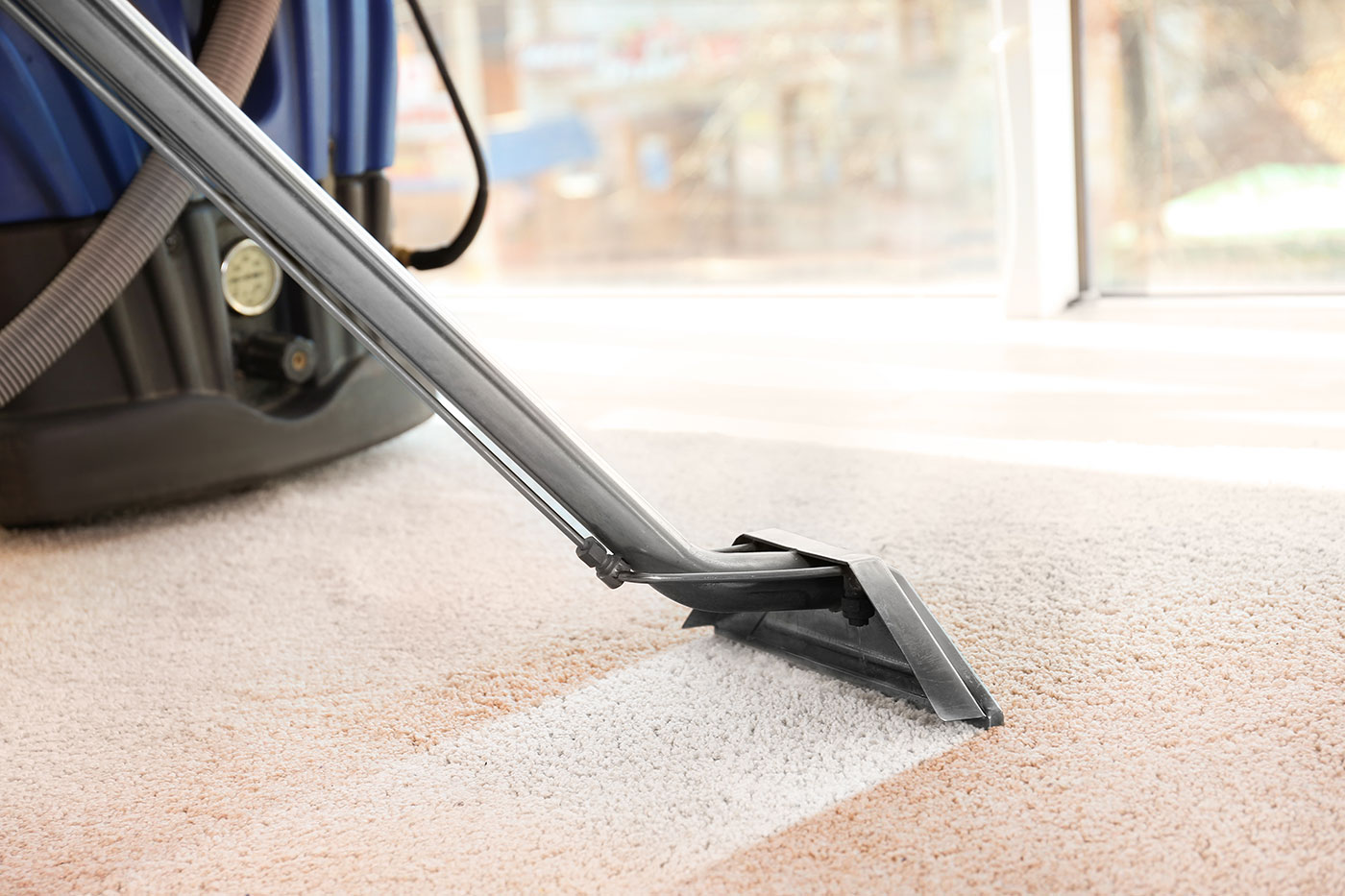 Make your carpet look new again